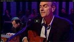 School Song and Sweet Baby James with James Taylor