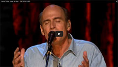 James Taylor, Mean Old Man - One Man Band